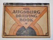Vintage Augsburg Drawing Book 6th Year