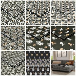 Polsterstoff Dekostoff Geometrisches Muster Möbelstoff Modern Meterware