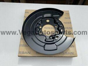 Rear Caliper Backing Plate RHS to suit Nissan Skyline R33 GTR / R34 GTR