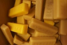 1 - 1 OZ BARS OF PURE BEESWAX FROM FLORIDA