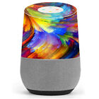 Skin Decal Vinyl Wrap for Google Home stickers skins cover/ Watercolor Paint