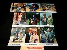 steve mcqueen L'AFFAIRE THOMAS CROWN  !  photos cinema lobby card  1968