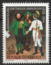 Österreich Nr.1780 ** Tiroler Landesfeier 1984