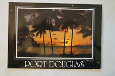 Port Douglas - Four Mile Beach - Vintage - Collectable - Postcard.