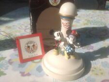Vintage Disney Baking Press Mickey and Minnie Cookie Stamp