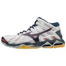 Mizuno Volleyball shoes Wave Tornado X2 MID WHTxNVYxRED V1GA1817 (Choose Size)