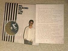 Noel Gallagher's High Flying Birds - Chasing Yesterday - LP, CD & Lyric Sheet