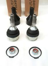 Two K80141 MAS-Heavy Duty Lower Ball Joints 03-11 Crown Victoria, Grand Marquis