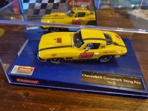 "Carrera 30906 Digital 132 Chevrolet Corvette Sting Ray ""No.35"" 20030906"