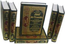 Jami At Tirmidhi : English, Arabic : 6 Volume Set Hadith Book Gift Ideas