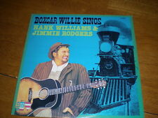 BOXCAR WILLIE - SINGS HANK WILLIAMS & JIMMIE RODGERS