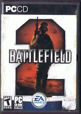 Battlefield 2 - PC 3CD box set Mint Condition!