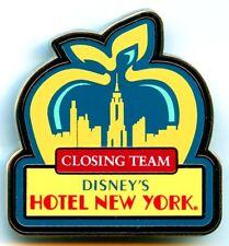 Disneyland Paris - Cast Member - Hotel New York Closing Team Pin