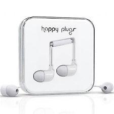 Happy Plugs In-ear Earphones in White - 7726