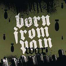 Born from Pain - War [CD]