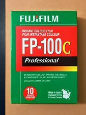 Fuji FP-100c Instant Color Film pack - One Pack - Exp 09/2012 - COLD STORED