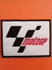 3 Inch Moto GP Grand Prix style iron or sew on badge