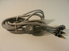 PlayStation 1, 2, 3 Psyclone Brand S-Video AV Cable