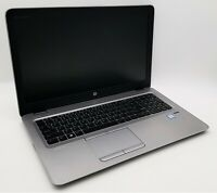 "HP 15.6"" EliteBook 850 G3 i5-6200U 2.30GHz 16GB DDR4 RAM 128GB M.2 SSD 500GB HDD"
