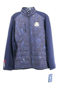 NEW 2020 Ryder Cup Team USA Women's Friday Coolwool Quilted Jacket RLX - Large