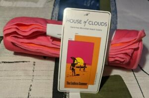 House of Clouds SAND FREE Microfiber Sunset Lawn Beach Towels QUICK DRY