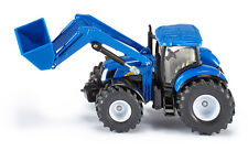 Siku 1986 New Holland T7070 avec chargeur frontal Tracteur Agriculture Paysan 1: