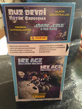 4 Boxes of Ice Age 5 Collision Course Stickers 200 Packs CLEARANCE