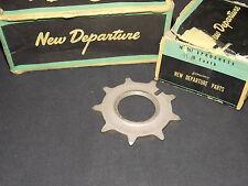 original N O S New Departure Sprocket 9 Tooth bicycle bike part Schwinn