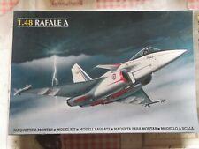 Maquette Rafale A Hi-tech concept, au 1/48, Heller