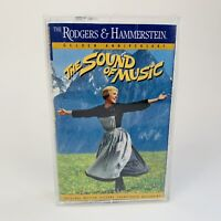 THE SOUND OF MUSIC Original Motion Picture Soundtrack Cassette Tape