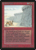 Wall of Stone - BETA Edition  - Old School - MTG Magic The Gathering