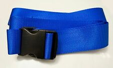Physical Therapy Mobilization Strap Belt Blue (Soft Thick)