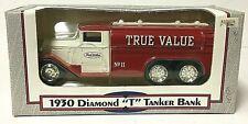 ERTL 1930 Diamond T Tanker Bank True Value Hardware 1/34 Scale 1992