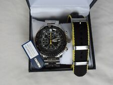 James Bond Nato Style Watch Strap to fit Seiko Flightmaster 20mm STRAP ONLY