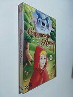 CAPPUCCETTO ROSSO DVD - DVD EX NOLEGGIO