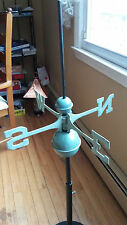 New listing Good Directions Full Weathervane Set-up Blue Verde Balls and Directionals