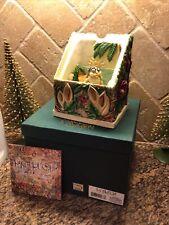 New Byron's Secret Garden Harmony Kingdom Picturesque Hideaway Ladybug Figurine