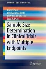 Sample Size Determination in Clinical Trials with Multiple Endpoints (SpringerBr