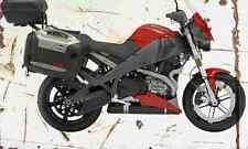 Buell XB12XT 2008 Aged Vintage SIGN A3 LARGE Retro
