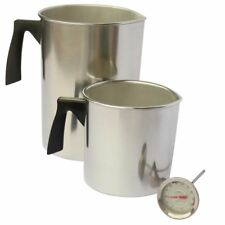 Your Crafts Candle Makers Wax Melting Pitcher & Tools - Aluminium Pot