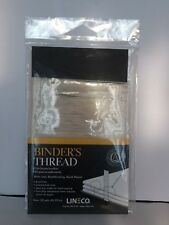 Lineco Binding Thread 50 yds Brand New in Sealed Plastic
