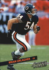 2002 Leaf Rookies & Stars Action Packed #1 Brian Urlacher Bears  /1850 C29876