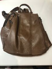 Ladies Tan Backpack Brand New Never Used