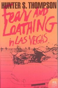 Fear and Loathing in Las Vegas, Paperback by Thompson, Hunter S., Brand New, ...
