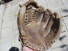 HEART of the HIDE RAWLINGS deer tanned cowhide baseball mitt glove vintage hoh