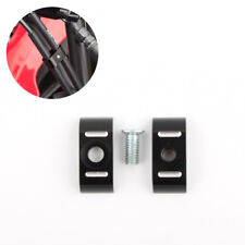 New Dual Brake Throttle Cable Clamp Holder Organizer Separator Wire Spacer YY