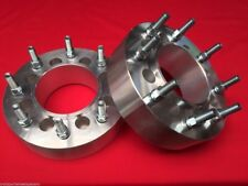 """3"""" Ford 2004-up dually conversion HUB CENTRIC WHEEL ADAPTERS 8x170 to 8x200"""