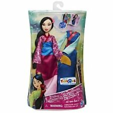 Disney Princess Mulan True Reflections Fashions Doll