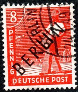 Berlin MiNr. 3 IX