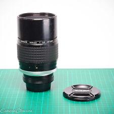 Nikon 180mm f/2.8 Nikkor AI Lens (D200 D300 D600 D700 D800 D7000 D7100)